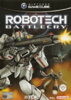 Nintendo Gamecube - Robotech Battlecry - Complete and Boxed